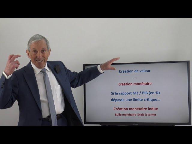 Jean-Pierre Chevallier - La monnaie, l'argent. Qu'est-ce que c'est ? Comment ça marche ?