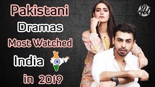 Video #10 Pakistani Dramas Most Watched in India 2019 | Must Watch download MP3, 3GP, MP4, WEBM, AVI, FLV September 2019