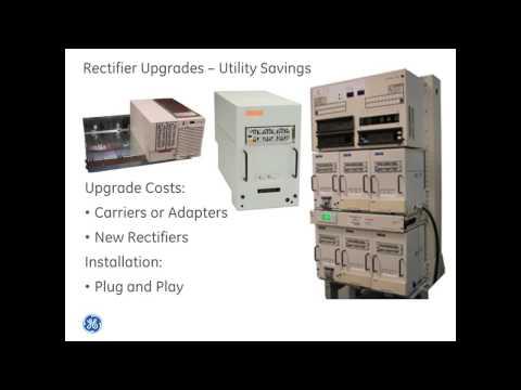 GE Webinar: Trends in Telecom Power – Intersecting Technologies