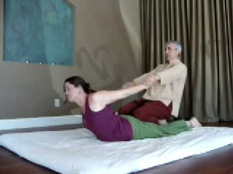 Traditional Thai Massage Techniques