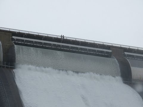 SEE THE SCENE: Shasta Dam's spillway opens