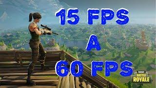 more fps in fortnite battle royale