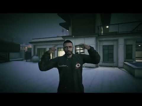 Drip like water by Malik Sosho ( official gta music video)