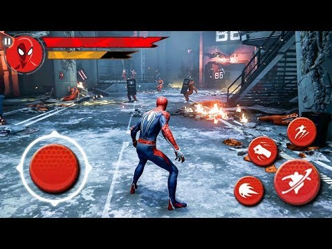Top Mejores Juegos De SpiderMan Para Android