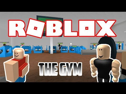 THE GYM | ROBLOX MACHINMA