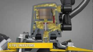 Rotax E-TEC Engines from Ski-Doo