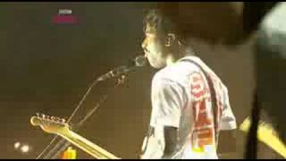 #3 Bloc Party - Song for clay / Banquet (Live at Reading 08)
