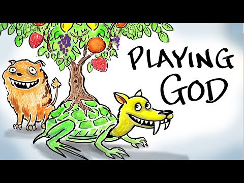PLAYING GOD - The Story of Synthetic Life