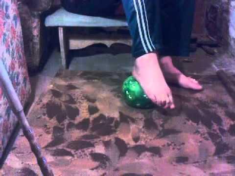 Гимнастика голеностопного сустава после перелома (лодыжки ...