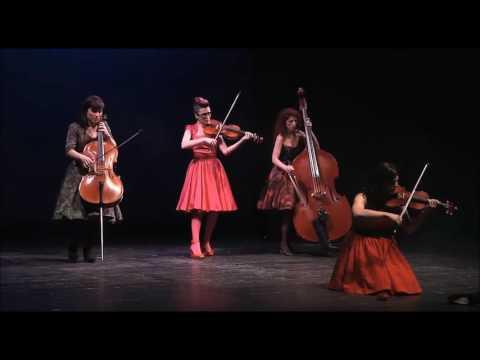 Les Stradivarias quator d'humour musical