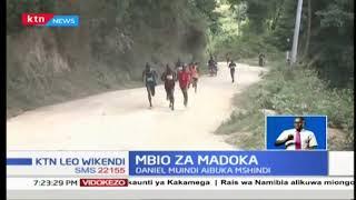 Daniel Muindi na Delvine Meringor Washinda mbio za Madoka Half Marathon