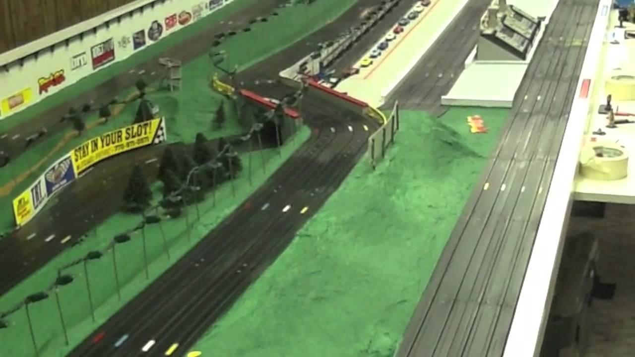Slot car races youtube contact casino forges les eaux