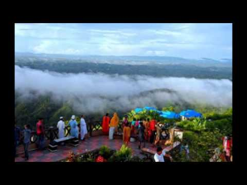 Natural Beautiful Video of Nilgiri Mountains in Bandarban, Chittagong, Bangladesh