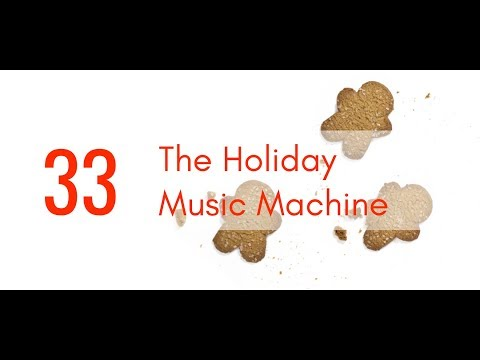 The Holiday Music Machine - Pop of Colour Late Show Mp3