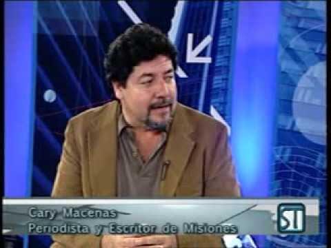 Entrevista a Cary Macena