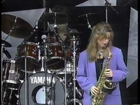 So What - Candy Dulfer and Funky Stuff Live at Huis Ten Bosch Jazz Festival 1992 Nagasaki, Japan