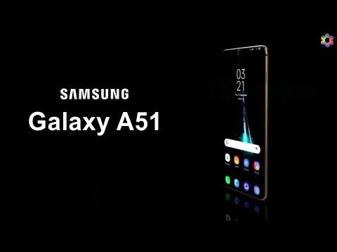 Samsung Galaxy A51 Official Look, Price, Release Date, Specs, First Look, Trailer, Leaks, Concept