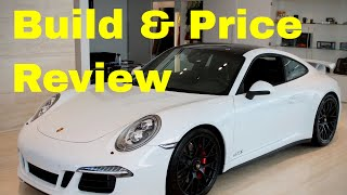2019 Porsche 911 Carrera 4 GTS - Build & Price Review - Features, Specs, Colors, Interior