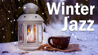 Winter Jazz - Positive Jazz Music - Relaxing Coffee Jazz Music