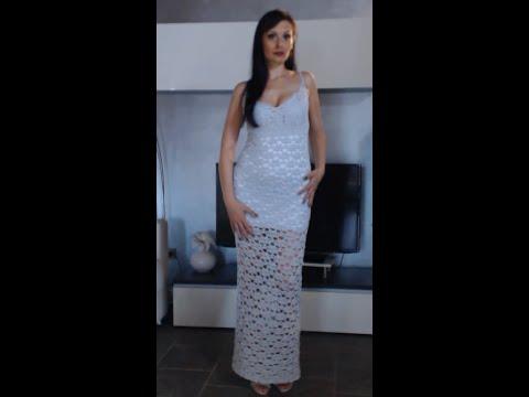 Vestito Lungo O Corto Elegante Alluncinetto 1 Di 3 Youtube