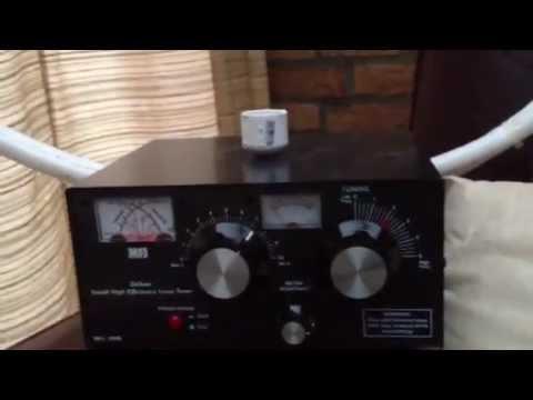 Repeat MFJ 9232 QRP Loop Tuner Part 2 by icholakov - You2Repeat