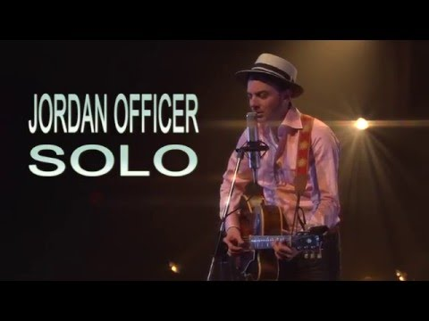 Jordan Officer Solo