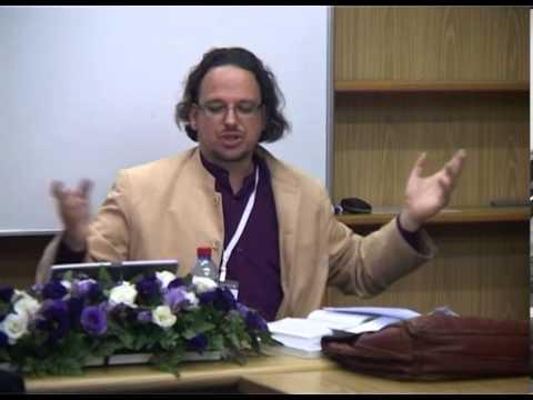 Yiddish, Hebrew and Israeli, Prof Ghil'ad Zuckermann