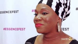 GRAMMY Pro Interview with India.Arie at Essence Fest 2015