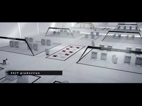 Shaping the future of manufacturing. Vision of an advanced factory