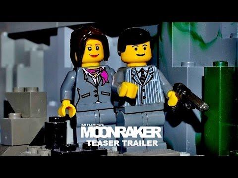 LEGO Moonraker 007 - Teaser Trailer (2011-2017)