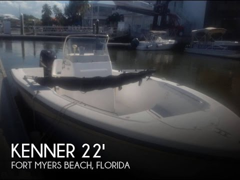 [UNAVAILABLE] Used 2004 Kenner Fish Master 22 In Fort Myers Beach, Florida