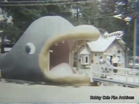 Storybook Land Amusement Park Neptune NJ - 1950's