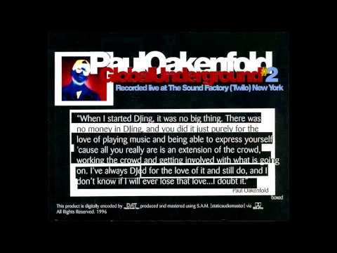 Paul Oakenfold - GU Boxed #2 '96 (Tape 1)