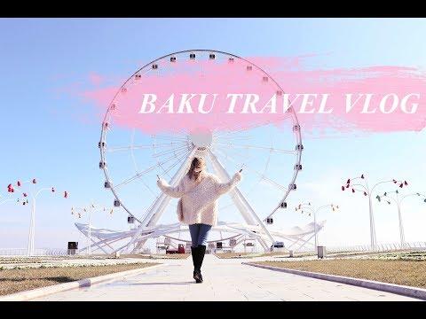 TWSL - The Perfect Weekend in Baku!