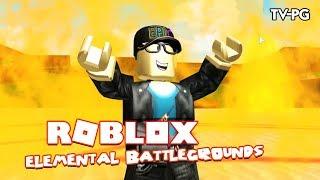 HOW TO BE A SUPER SAIYAN WIZARD!! | Roblox Elemental Battlegrounds