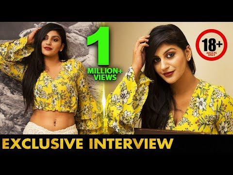 18+ah இருந்தா மட்டும் Interview பாருங்க | Actress Yashika Aannand Interview | Dhuruvangal Pathinaaru