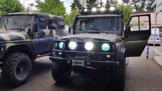 Подготовленный УАЗ 469  часть 2(, 2015-08-12T08:03:33.000Z)