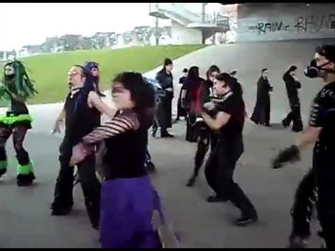 Cybergoth Dance Party (Bill Nye theme)