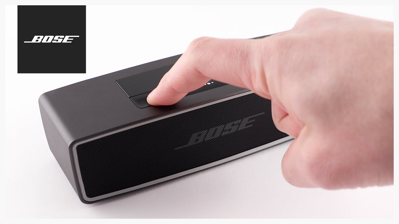 Bose SoundLink Mini II – Will Not Power On