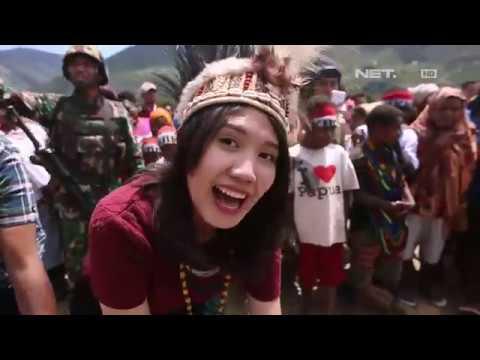 Indonesia Bagus - Serunya Merayakan Hari Kemerdekaan di Kabupaten Punjak Jaya