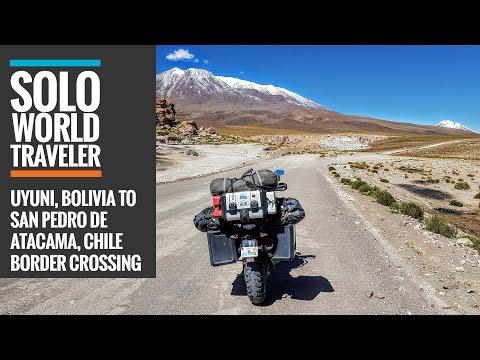 Ride Day 59: Uyuni, Bolivia to San Pedro de Atacama, Chile