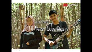 Lady gaga - i'll never love again cover jentik musik