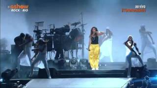 Rihanna - Take Care/Where Have You Been (Live at Rock in Rio 2015)