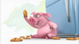 Свинья хочет печенье  (HD).mp4(ORMIE THE PIG - ANIMATION (HD) Свинья хочет печенье (HD) Права или лицензия принадлежат следующему лицу: ZAD Solutions., 2011-12-09T16:55:33.000Z)