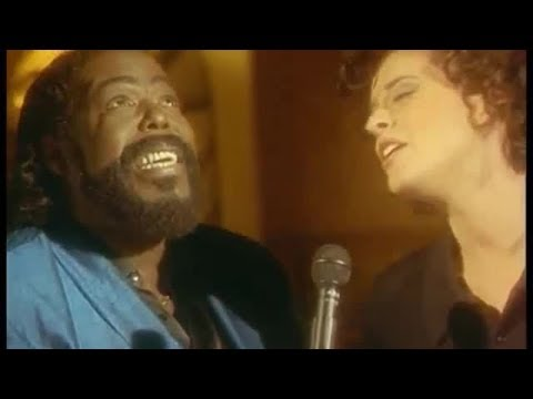 Barry White & Lisa Stansfield - Never,Never Gonna Give You Up & All Around The World