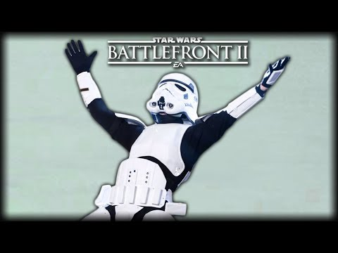 Star Wars Battlefront 2 - Funny Gameplay Moments Ep.2 (How to Win on Strike!)