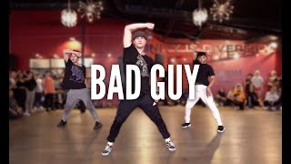 Gambar cover BILLIE EILISH - Bad Guy | Kyle Hanagami Choreography