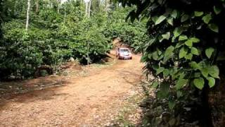 INRC: Coorg Rally 2008 - Red Baleno