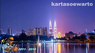 SEMALAM DI MALAYSIA - Bimbo | Tembang Nostalgia Legendaris | Malaysia 2011-2018