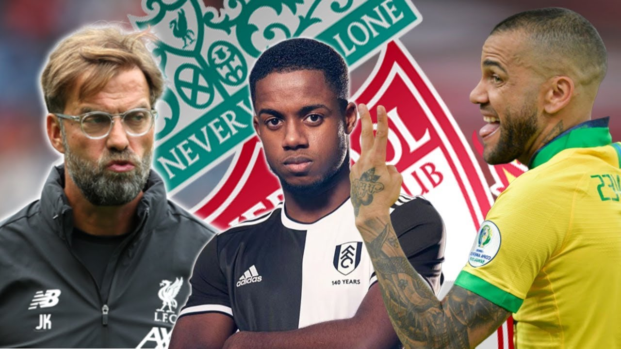 Two Contracts Will Make Liverpool A Powerful Beast Transfer News Today Lfc Youtube